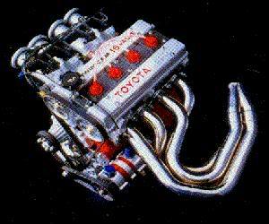 Curiosidade - Origem do novo motor do Hachi-Roku Engine1