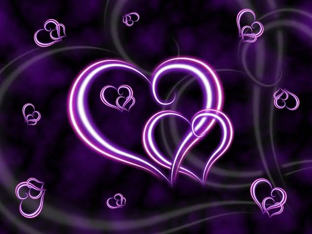 مجموعة رائعة من خلفيات القلوب  Purple_Hearts_Wallpaper_by_lavadrag