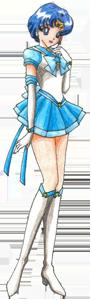 Senshi Character Guidelines Eternalsailormercury