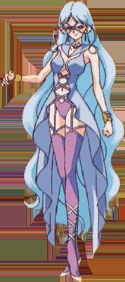 Senshi Character Guidelines Sailoraluminumsiren