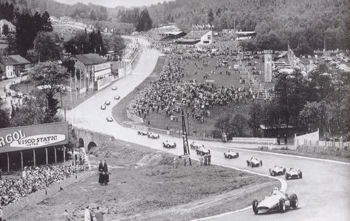 Tranche d'histoire - Les GP... 195620320juin20-20Spa-Francorchamps