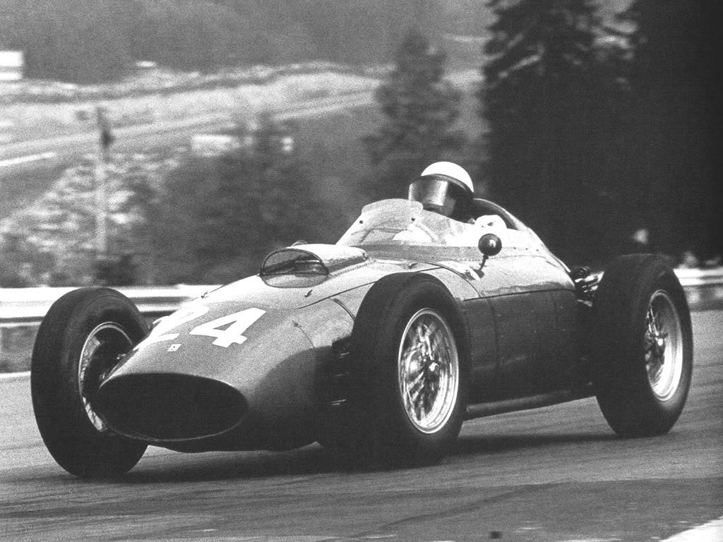 Tranche d'histoire - Les GP... 196020belgian20gp20-20phil20hill20f
