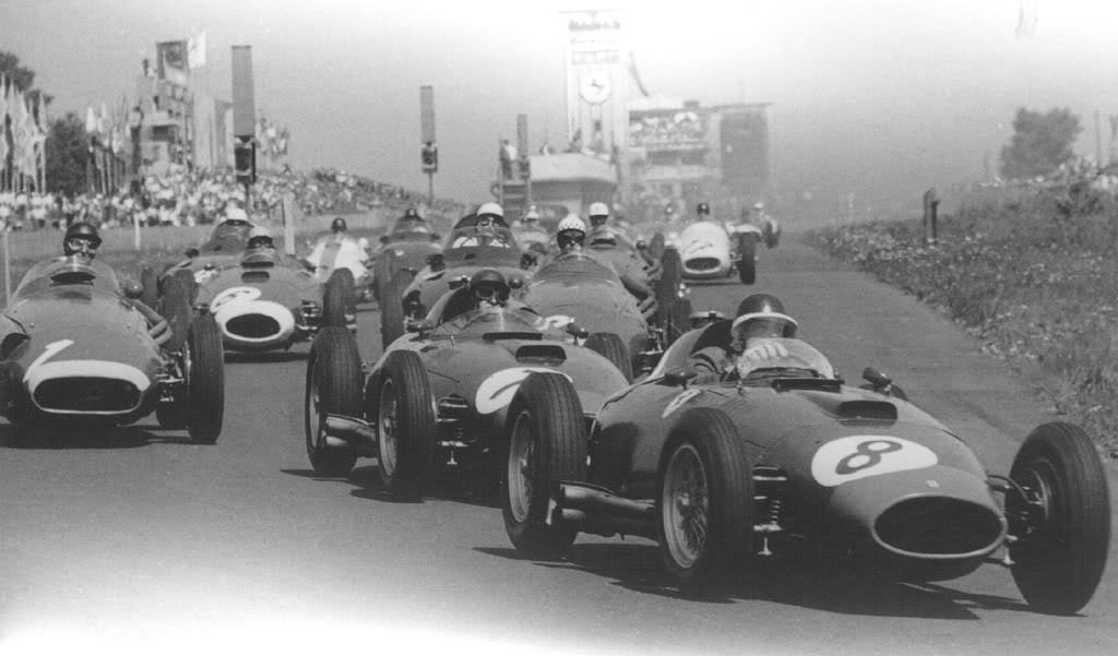 Tranche d'histoire - Les GP d'Allemagne 195720german20gp20-20mike20hawthorn