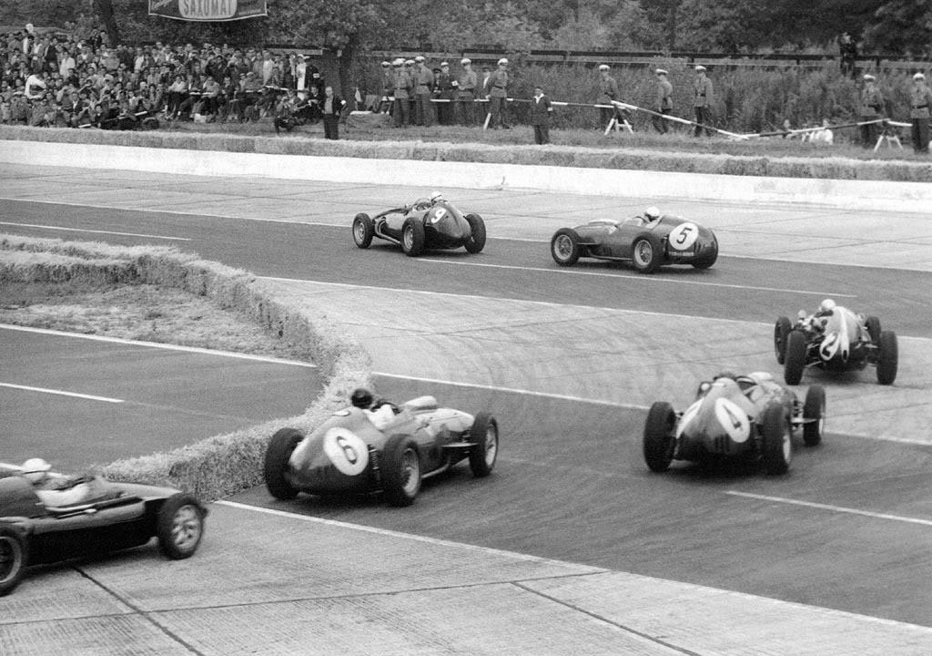 Tranche d'histoire - Les GP d'Allemagne 195920german20gp20-20bonnier20brm20