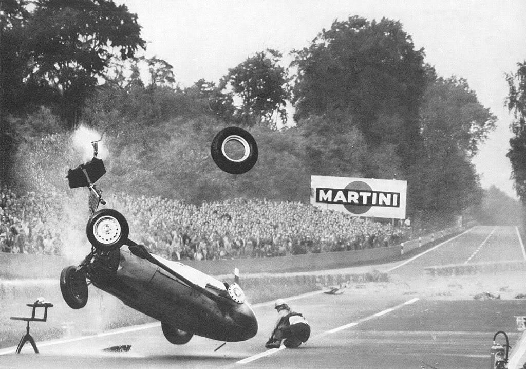 Tranche d'histoire - Les GP d'Allemagne 195920german20gp20avus20-20hans20he