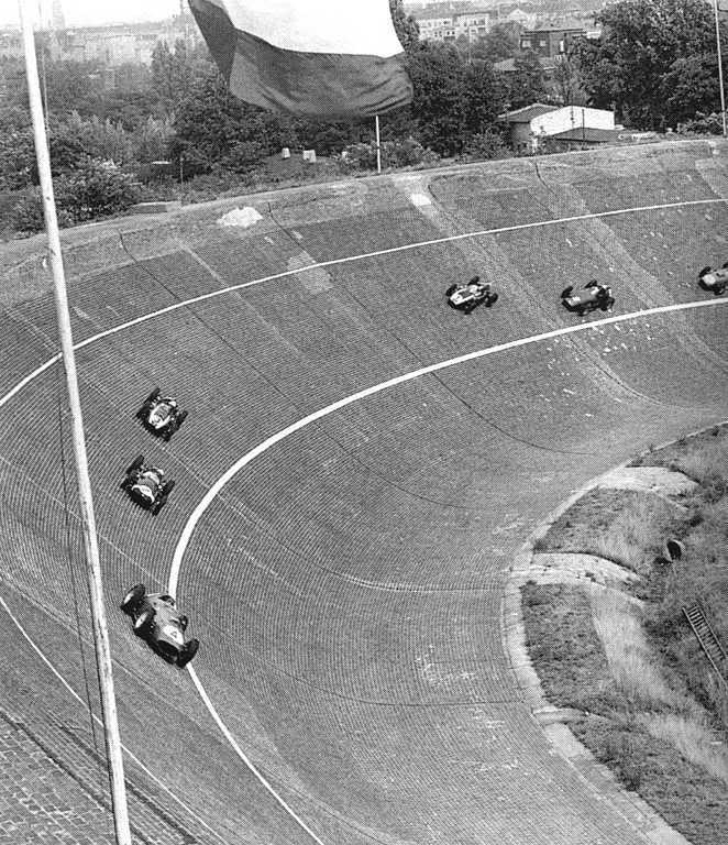 Tranche d'histoire - Les GP d'Allemagne Avus19594mr