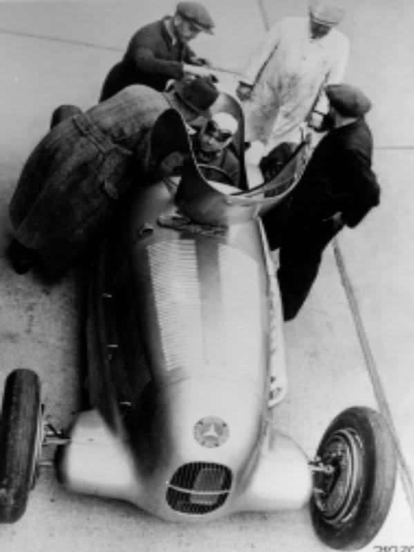 Tranche d'histoire - Les GP d'Allemagne Caracciola20rekord20avus201934-1