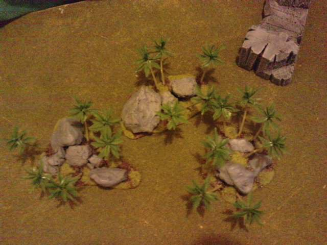 Jungle ruins....and Lustrian stuff I've made. Davespics024-2