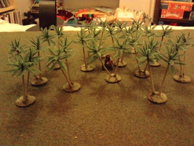 Jungle ruins....and Lustrian stuff I've made. Davespics068
