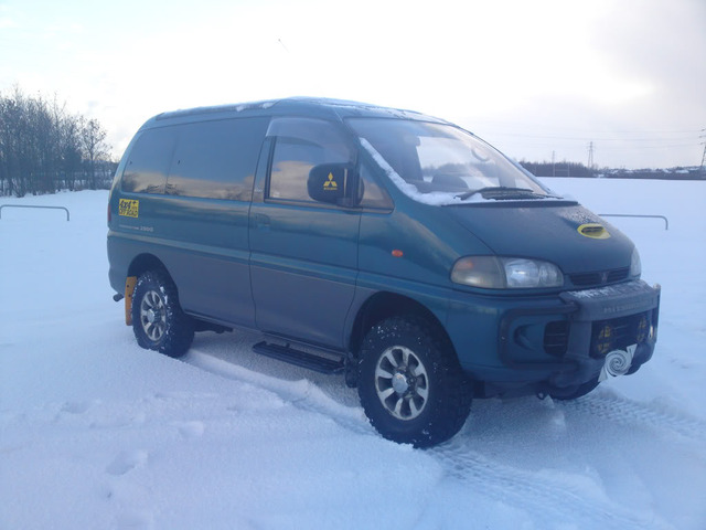 New to site, L400 Delica 4x4 Campervan on a shoestring budget 02122010089