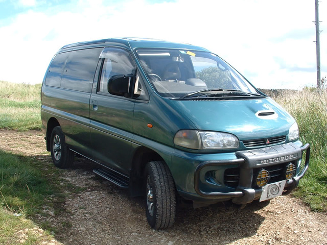 New to site, L400 Delica 4x4 Campervan on a shoestring budget DSCF0492