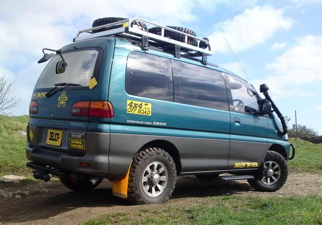 New to site, L400 Delica 4x4 Campervan on a shoestring budget 27032011267cropnpLarge