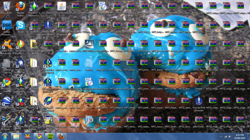 What does your desktop look like NOW? - Page 2 ScreenShot131
