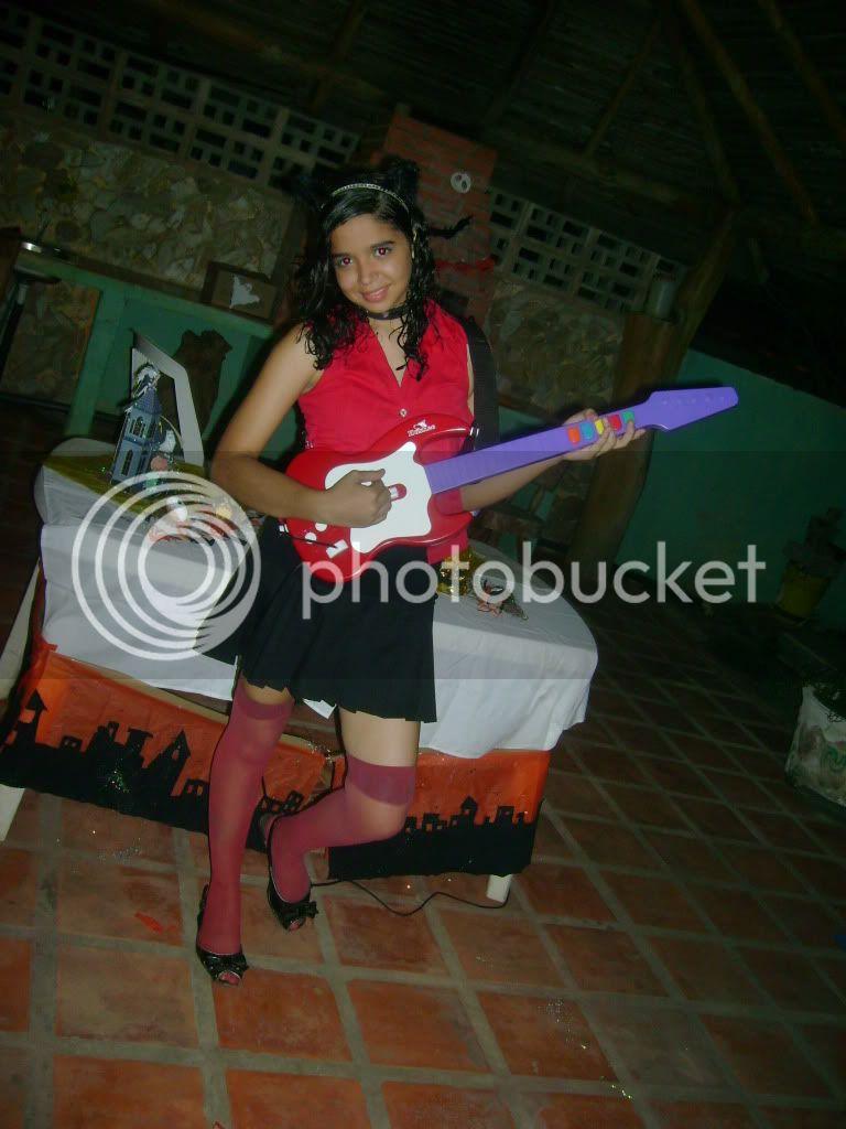 ¡Fiestecilla de Halloween! *w* DSC04163