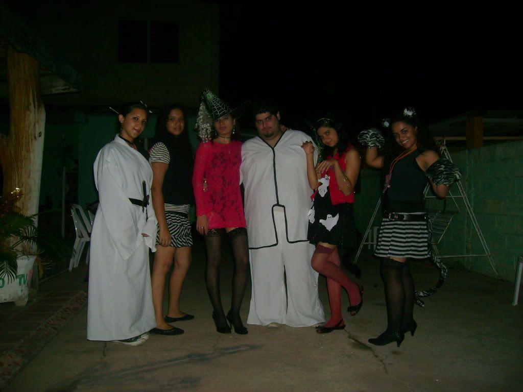 ¡Fiestecilla de Halloween! *w* DSC04166
