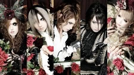 Profile Band Japanese .:: Versailles::. Aliran Visual Key Versailles