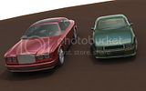 Bentley Continental R (1996). Th_69-1