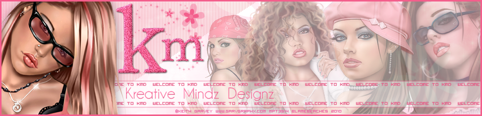 ♥ Kreative Mindz Designz ♥