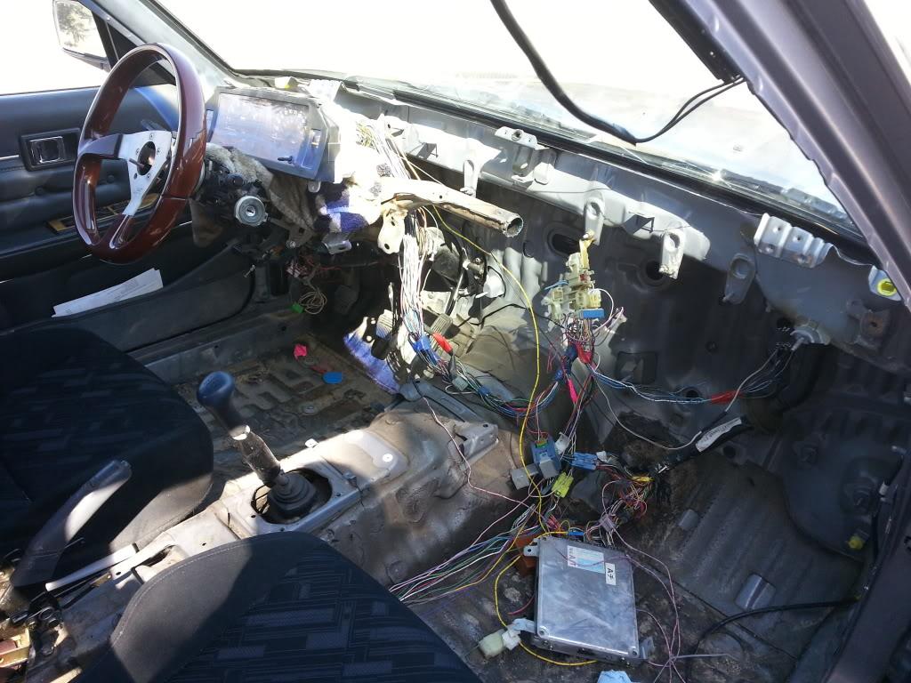 Upgrade_Complete: MX73 Drift Car 20130326_122629