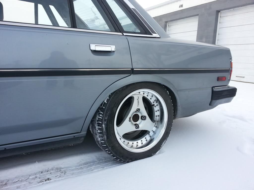 Upgrade_Complete: MX73 Drift Car 20140208_161606