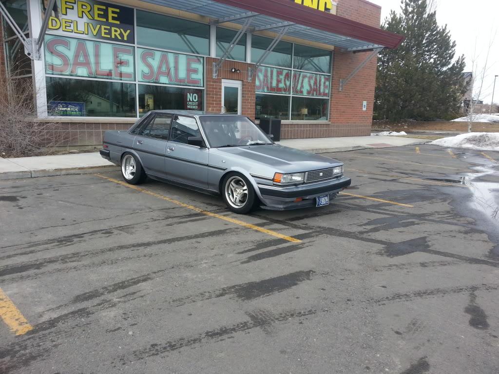 Upgrade_Complete: MX73 Drift Car 20140309_174423