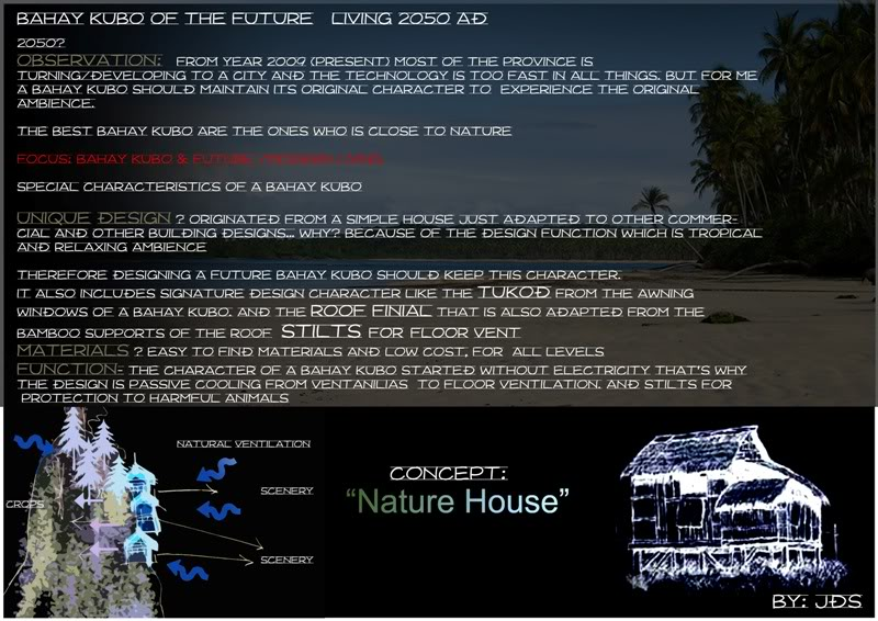 jds: Bahay Kubo of the Future Design Competition (Nature House) - Page 2 Conceptboard