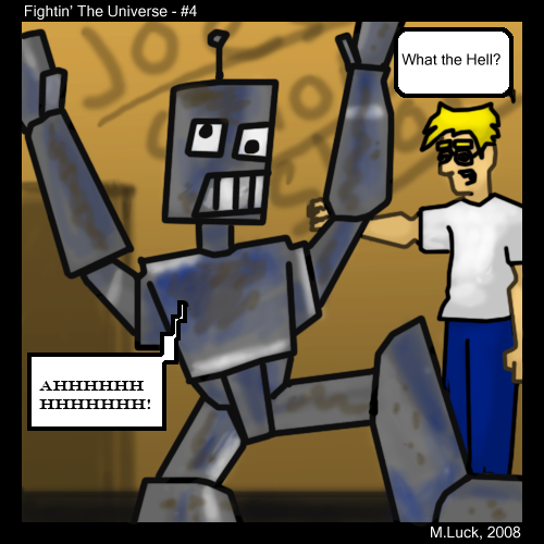 Mr.Inferior of the two Admins's Animations Comic4copy