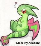 Pokemon of the Week #3 - Flygon Chibi_Flygon