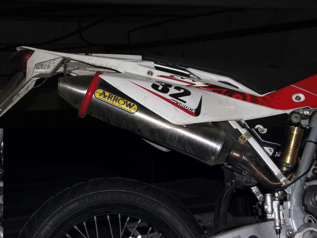 Yummie X + SMR510 Arrow