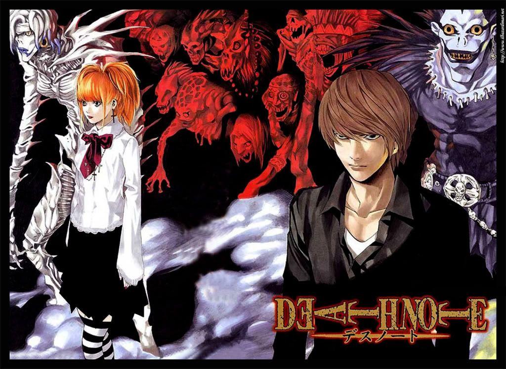 [Aníme] [Manga] (DD) Death Note Deathnote02zm9