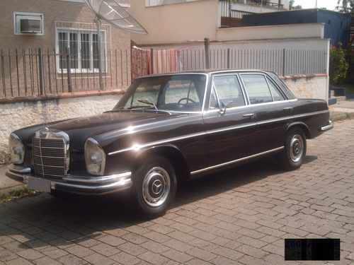 280SE W108 automatica 1971 280SE71vinhoautBRL27K1