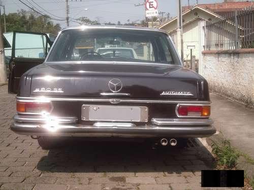 280SE W108 automatica 1971 280SE71vinhoautBRL27K2