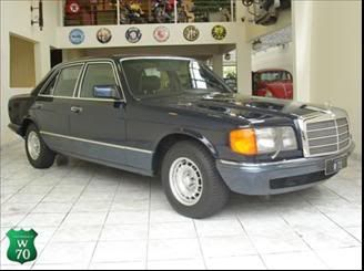 500SE w126 1983 500SE83azulBRL28K1