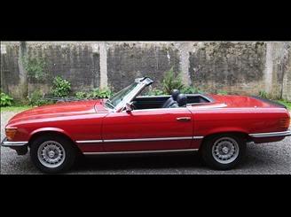 500SL R107 1982 - 68mil reais - VENDIDO!! 500SL1982