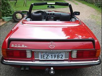 500SL R107 1982 - 68mil reais - VENDIDO!! 500SL19822
