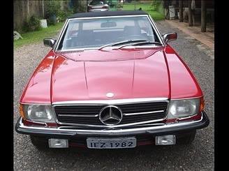 500SL R107 1982 - 68mil reais - VENDIDO!! 500SL19823