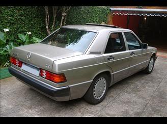 190E 2.3 W201 1991 26mil reais - VENDIDO! MERCEDESBENZ-190-E-23-SEDAN-8V-G-2