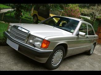 190E 2.3 W201 1991 26mil reais - VENDIDO! MERCEDESBENZ-190-E-23-SEDAN-8V-G-3