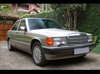 190E 2.3 W201 1991 26mil reais - VENDIDO! MERCEDESBENZ-190-E-23-SEDAN-8V-GASO