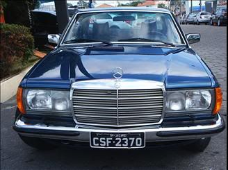 Mercedes Benz W123 280 CE 1978 R$ 45000,00 MERCEDESBENZ-280-C-2_8-6-CILINDROS-GASOLINA-MANUAL-72860972011052119132211