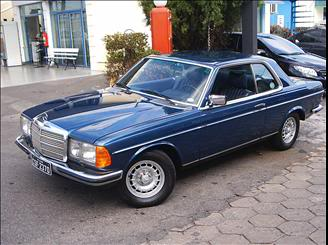 Mercedes Benz W123 280 CE 1978 R$ 45000,00 MERCEDESBENZ-280-C-2_8-6-CILINDROS-GASOLINA-MANUAL-72860972011052119143570