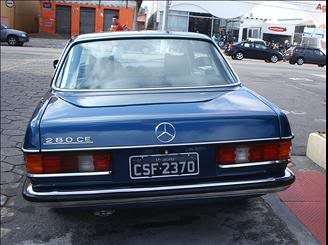 Mercedes Benz W123 280 CE 1978 R$ 45000,00 MERCEDESBENZ-280-C-2_8-6-CILINDROS-GASOLINA-MANUAL-7286097201105211915077