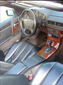 300SL-24 R129 1993 - 79.900 reais - VENDIDA MERCEDESBENZ-300-SL-3_0-6-CILIND-1