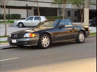 300SL-24 R129 1993 - 79.900 reais - VENDIDA MERCEDESBENZ-300-SL-3_0-6-CILIND-3
