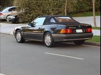300SL-24 R129 1993 - 79.900 reais - VENDIDA MERCEDESBENZ-300-SL-3_0-6-CILINDROS