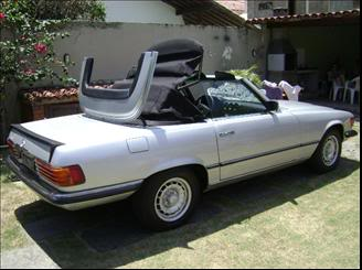 Mercedes 450SL 1975 - R$49.800 MERCEDESBENZ-450-SL-45-CONVERSIV-2