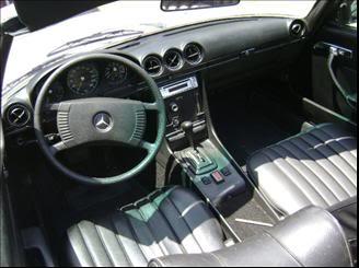 Mercedes 450SL 1975 - R$49.800 MERCEDESBENZ-450-SL-45-CONVERSIVEL-