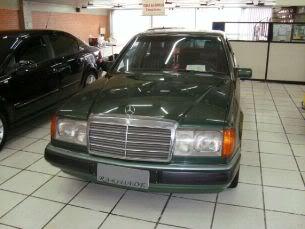 300E W124 1991 verde Anuncioad4886825_1_1