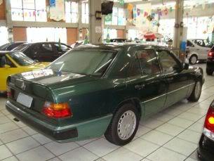 300E W124 1991 verde Anuncioad4886827_1_1