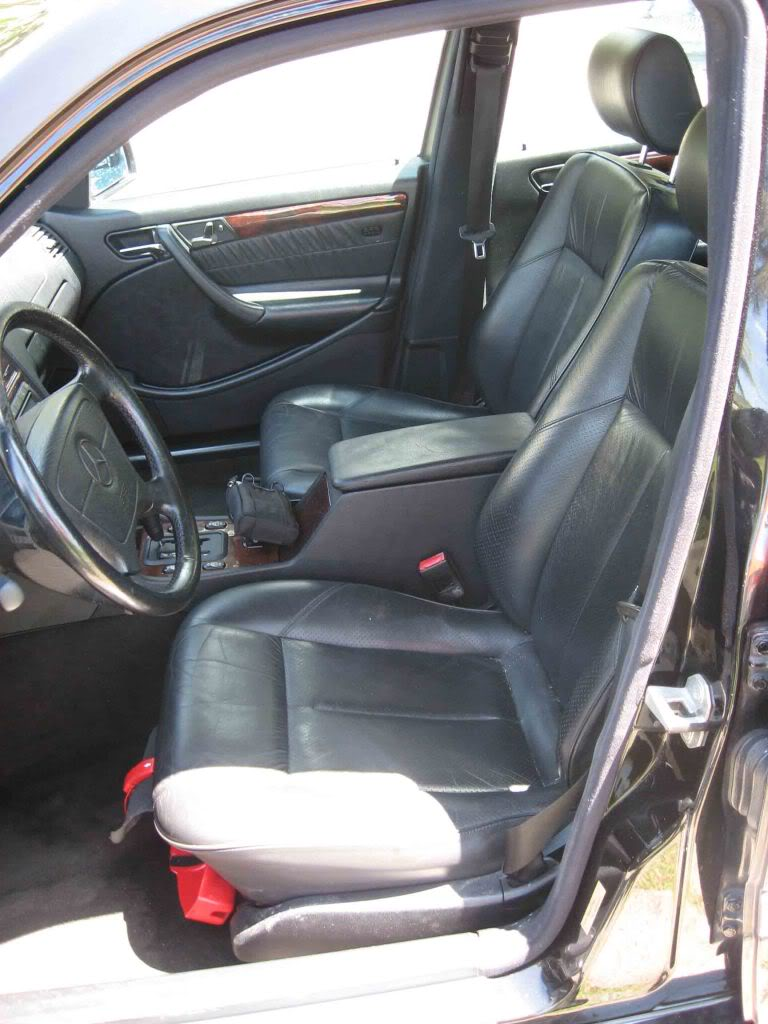 Baixei o preço da C280T 1998 para R$ 27.900,00 - Vendida Mercedes02pc9